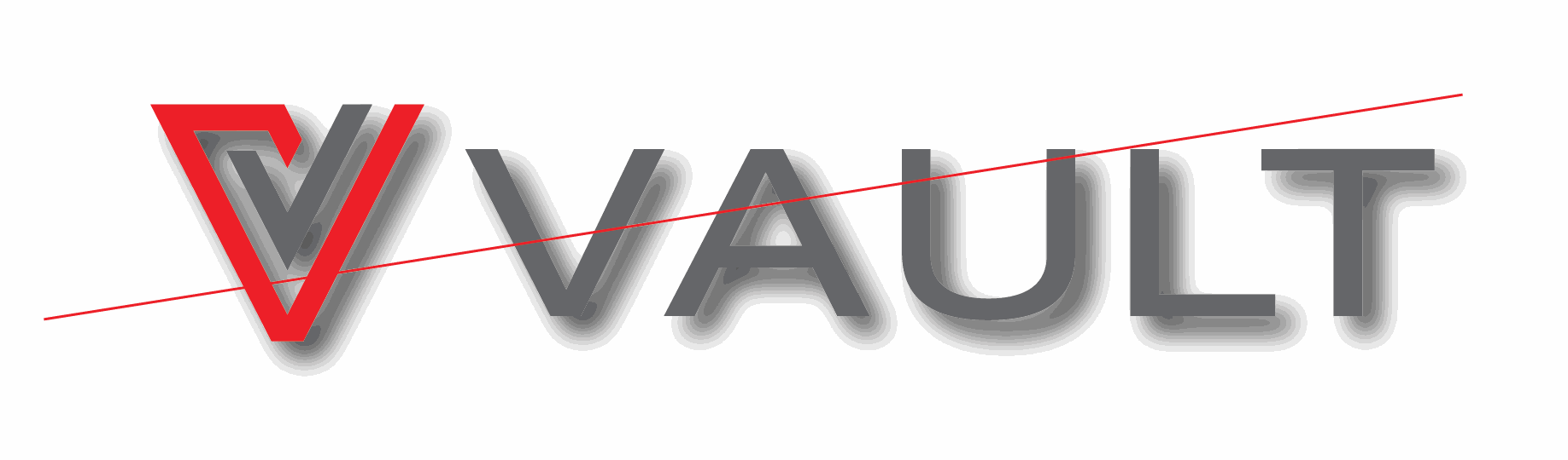 Vault logo misuse of effects