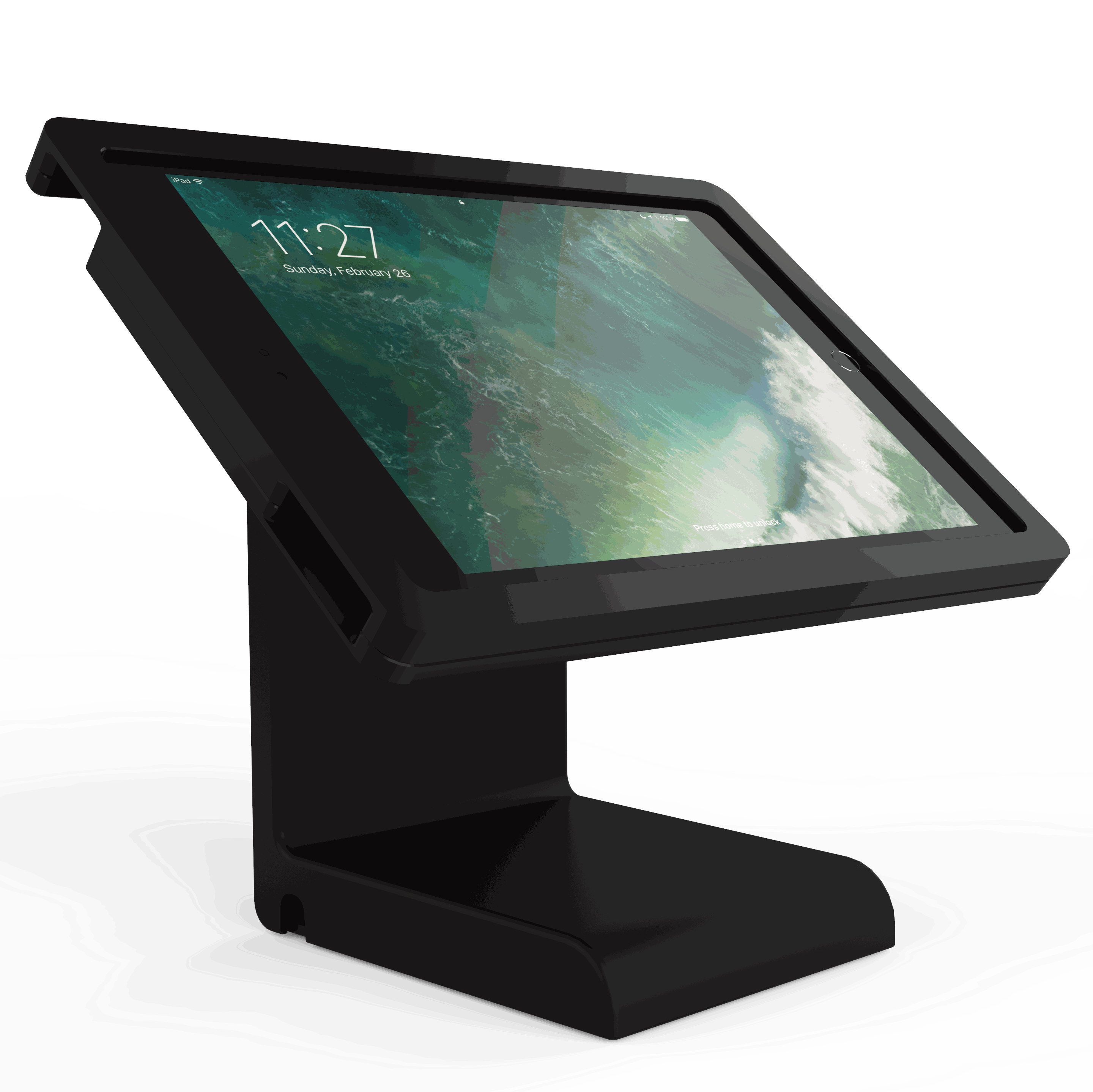 Vault Pro tablet enclosure
