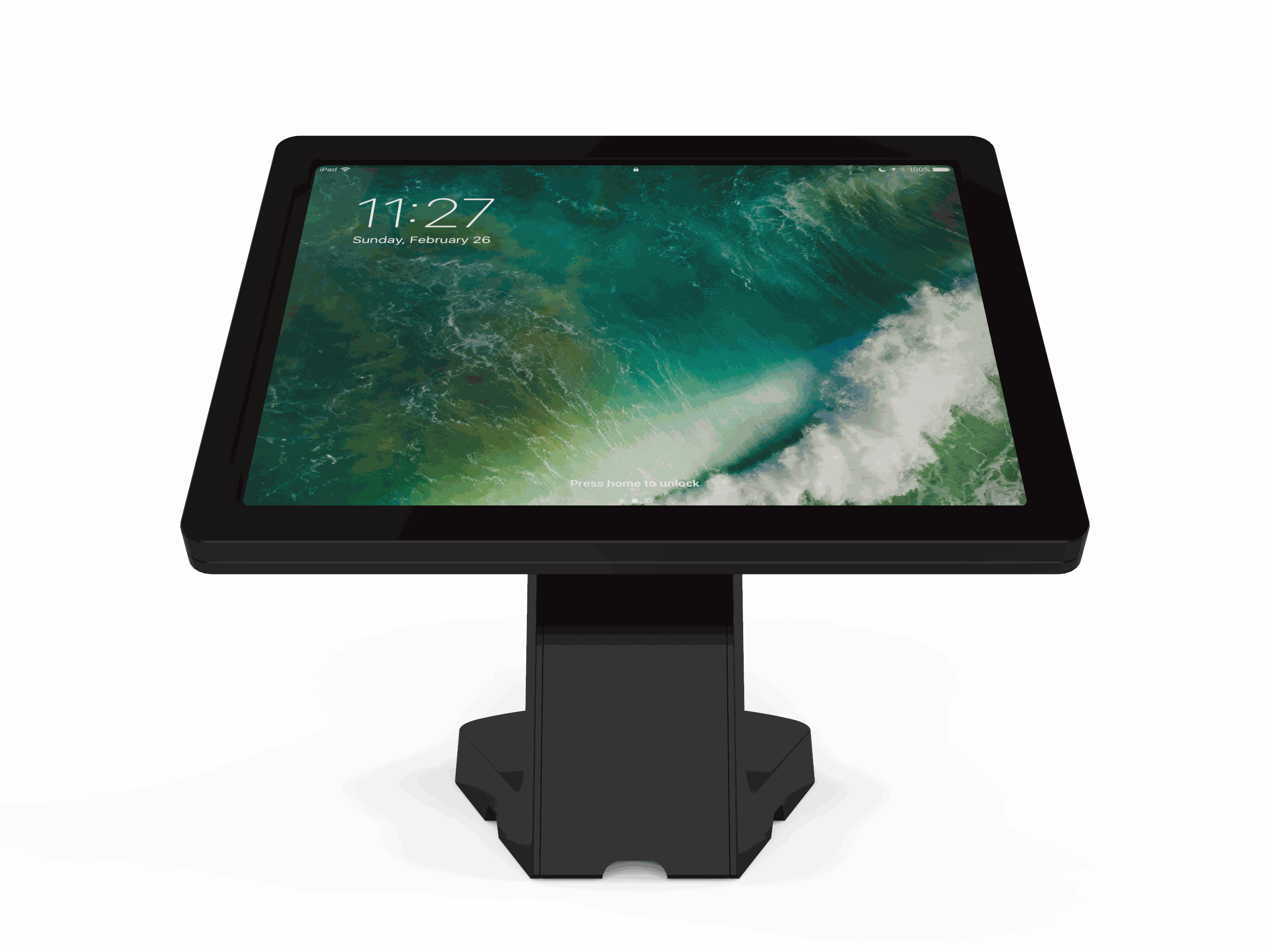 Vault Simplicity tablet enclosure