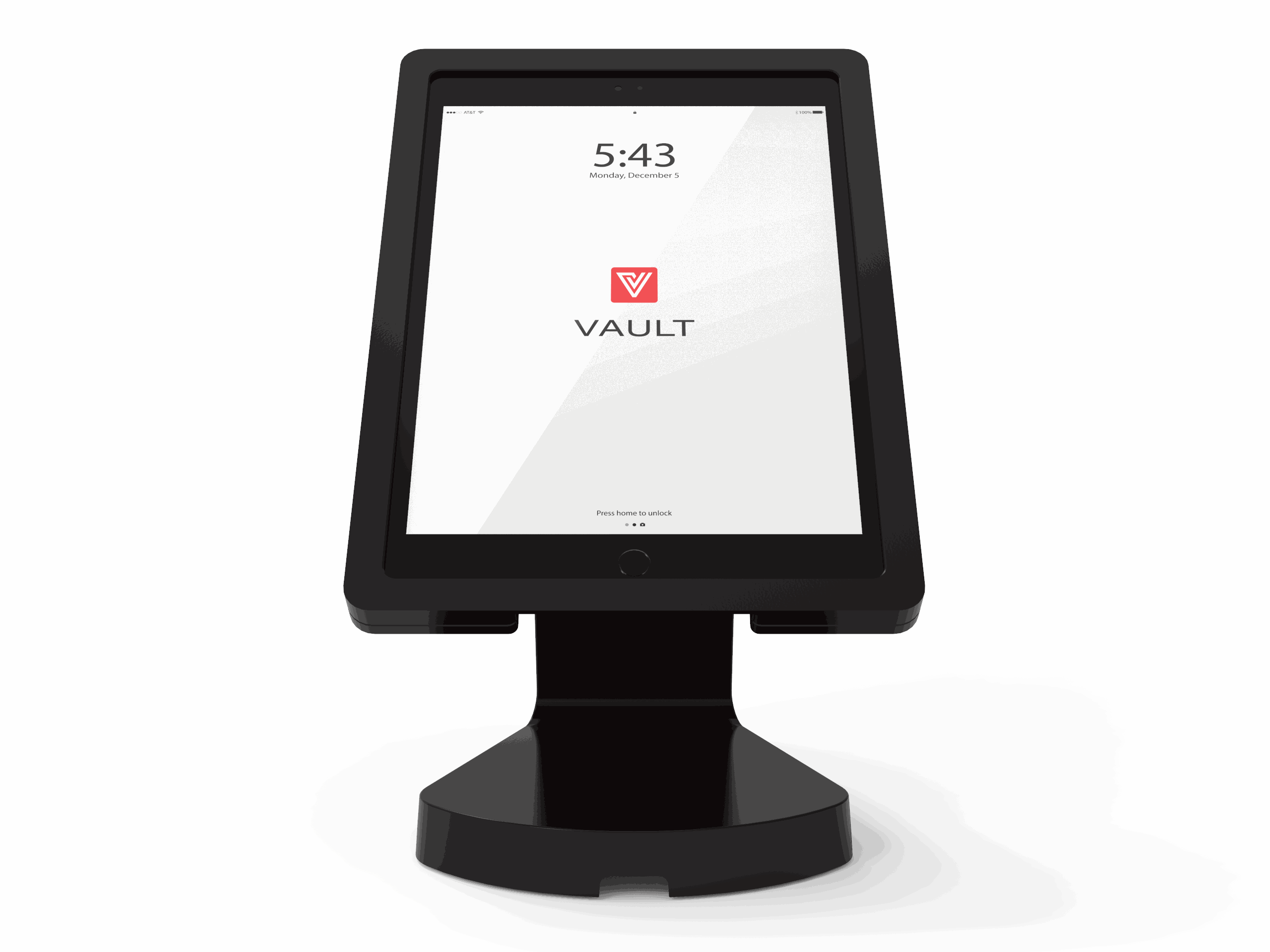 CONNECT Enclosure for iPad Tablet